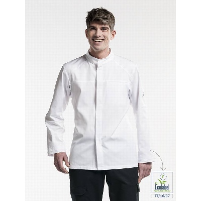Chaud Devant Chef Jacket Salerno White (CHA205)
