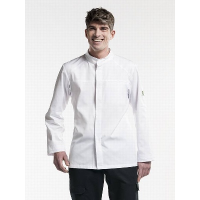 Chaud Devant Chef Jacket Salerno White (CHA209)