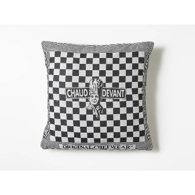Chaud Devant Chef Pillow Cover (CHA742)