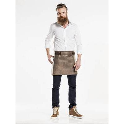 Chaud Devant Apron Belt Barrel Brown (CHA87499)