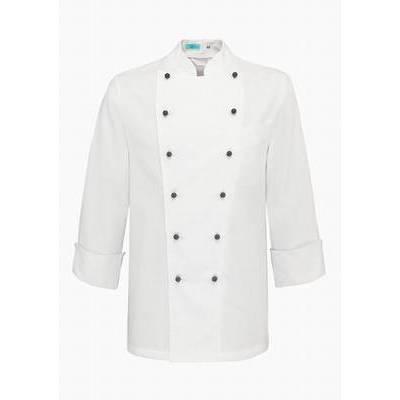 De Berkel Chef Jacket Maitre White Striped (DEB2777350)
