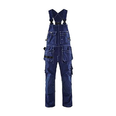 Blaklader Bib Overall with Tool Pockets Cotton (BLA26001370)