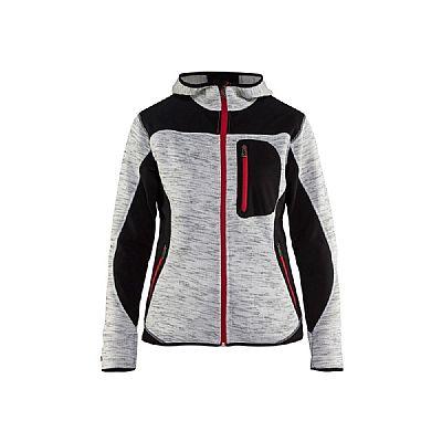 Blaklader Dames Gebreid Vest met Softshell (BLA49312117)