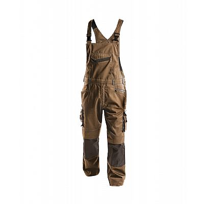 Dassy Brace Overall Voltic with knee pockets (400148)