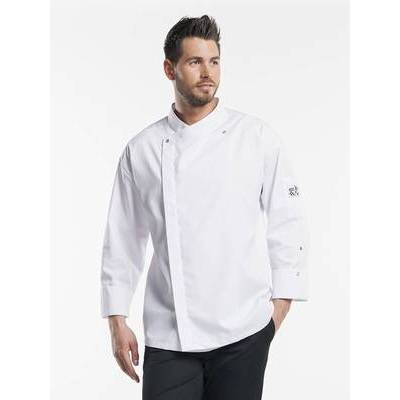 Chaud Devant Chef Jacket Santino White (CHA215)