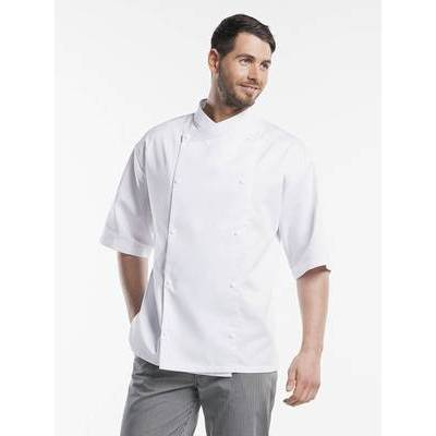 Chaud Devant Chef Jacket Comfort Short Sleeve (CHA211)