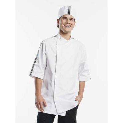 Chaud Devant Chef Jacket Sport White (CHA201)
