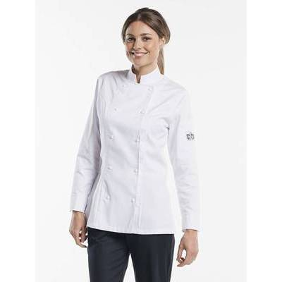 Chaud Devant Chef Jacket Lady Comfort White (CHA210)