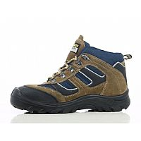 Safety Jogger Safety Shoe X2000 S3 Brown (X2000)