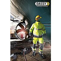 Dassy Work Trousers Buffalo High Visibility (200431)