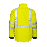 Projob Flame Retardant Jacket High Visibility (PRO8404)
