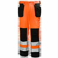 Helly Hansen Alta Work Trousers Tool Pockets High Visibility (HEL76496)