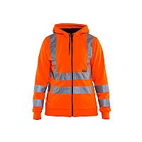 Blaklader Dames Hooded Sweatshirt High Visibility (BLA33471974)