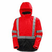 Helly Hansen Alta Shell Jacket HellyTech High Visibility (HEL71071)