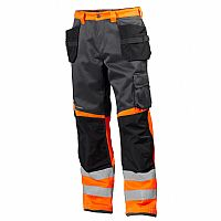 Helly Hansen Alna Work Trousers Tool Pockets High Visibility (HEL77412)