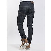 Chaud Devant Chef Pants Skinny REG Jogg Denim Black (CHA139)