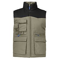 Projob Padded Work Vest with Contrast (PRO2806)