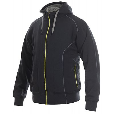 Projob Hooded Sweater met Rits (PRO2116)