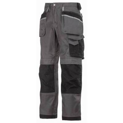 Snickers DuraTwill Trousers with Holster Pockets (SNI3212)