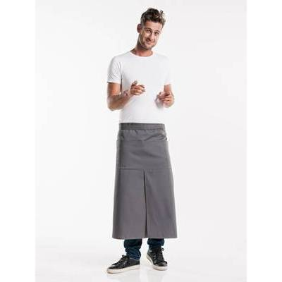 Chaud Devant Apron Grey 4-pockets (CHA432)
