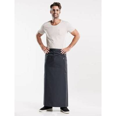 Chaud Devant Apron Antra W120-L100 with pocket (CHA471-4)