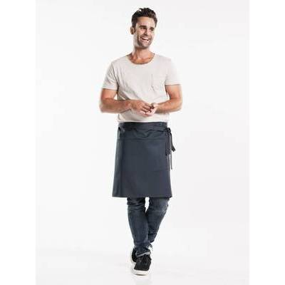 Chaud Devant Apron Antra W100-L50 with 3-pockets (CHA471-6)