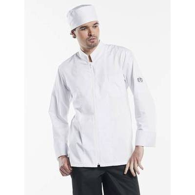 Chaud Devant Chef Jacket Monza White (CHA950)