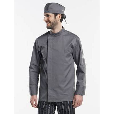 Chaud Devant Chef Jacket Bacio Grey (CHA978)