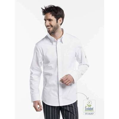 Chaud Devant Chef Shirt White (CHA990)