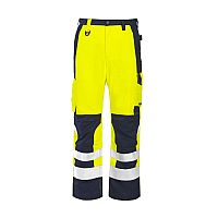Projob Flame Retardant Work Trousers High Visbility (PRO8504)