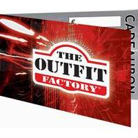 Outfit Factory Gift voucher �100