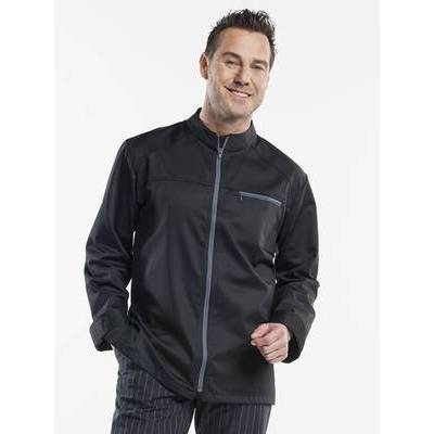 Chaud Devant Chef Jacket Modena Black (CHA926)