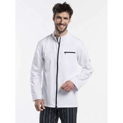 Chaud Devant Chef Jacket Modena White (CHA936)