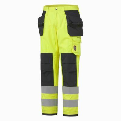 Helly Hansen Ani Flame Work Trousers Aberdeen High Vis (HEL76476)
