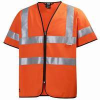 Helly Hansen Addvis Short Sleeve Vest High Visibility