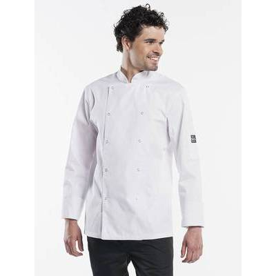 Chaud Devant Chef Jacket Hilton Poco White (CHA227)