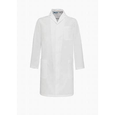 De Berkel Dokters Jacket/Lab Coat Paul White (DEB1187426)