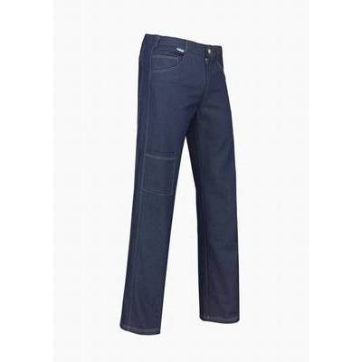 De Berkel Herenbroek Max Blue Denim (DEB7171349)