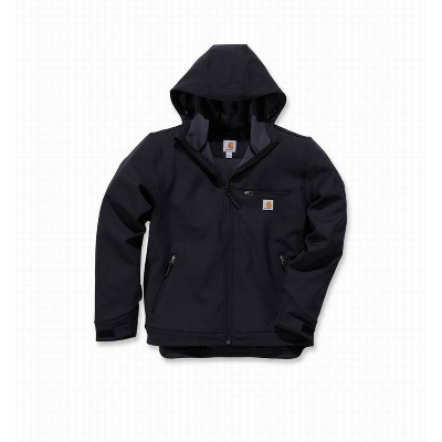 Carhartt Crowley soft shell hooded jacket (CAR-101300)