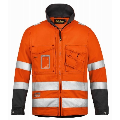 Snickers High Visibility Jacket, Klasse 3 ((CR)1633 5574)