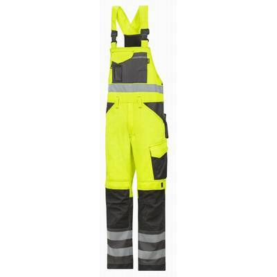 Snickers High Visibility Overall  Bib & Brace Klasse 2 (SNI0113)