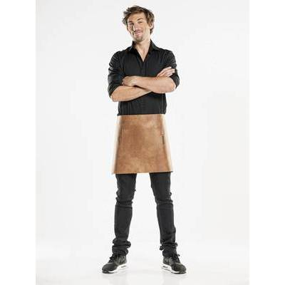 Chaud Devant Apron Regular Bourbon Gold (CHA87399)
