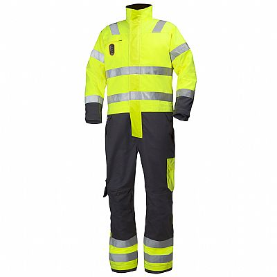 Helly Hansen Anti Flame Overall Aberdeen High Vis (HEL76679)