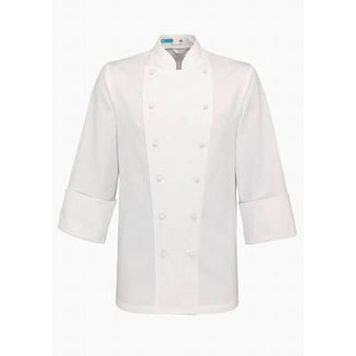 De Berkel Chef Jacket Finesse White (DEB2523019)
