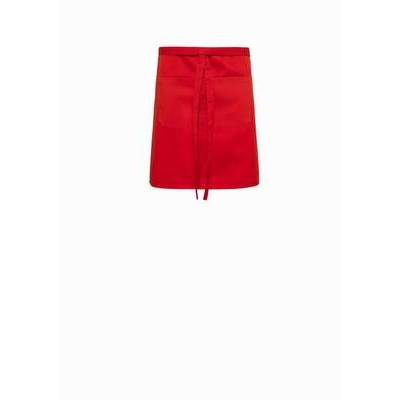 De Berkel Apron+Pocket RSL225B 50cm Red (DEB8132326)