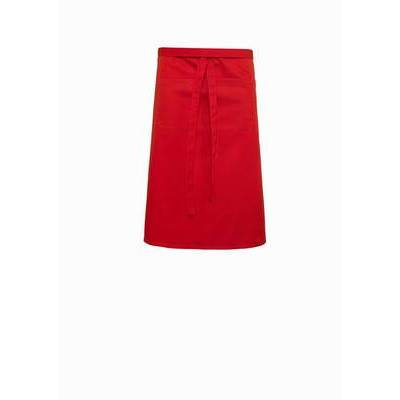 De Berkel Apron+Pocket RSL217B 70cm Red (DEB8134326)