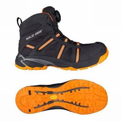 Snickers Solid Gear Phoenix GORE-TEX S3 Safety Shoe (SG80007)