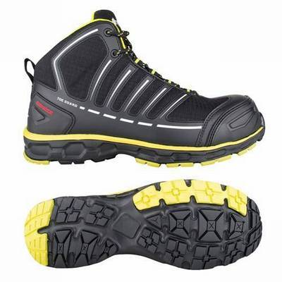 Snickers Toe Guard TG Jumper S3 Safety Shoe (TG80520)