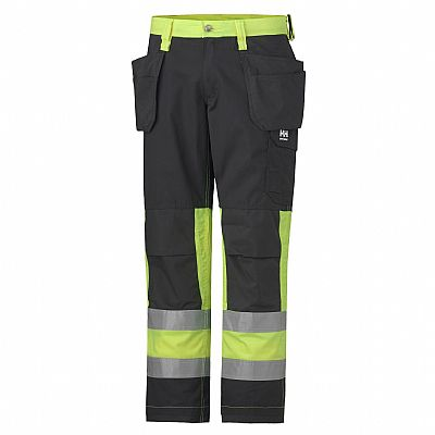 Helly Hansen Alta Work Trousers Tool Pockets High Visibility (HEL76491)
