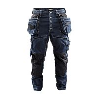 Blaklader Work Trousers Stretch Denim Tool Pockets
